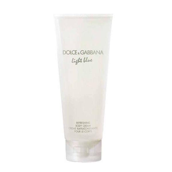 Dolce&Gabbana Light Blue donna Refreshing Body Cream  200ml